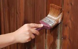 Fa festékek