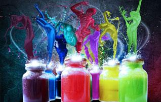 Speciális festékek